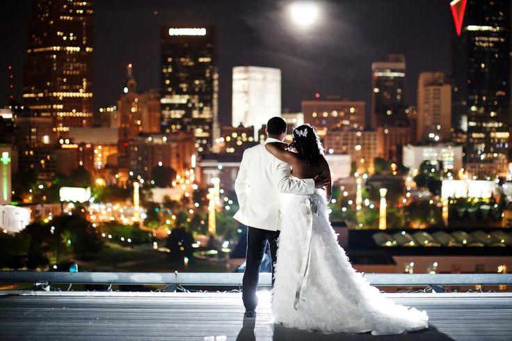Real Weddings {Atlanta}: Asha & Bryson - Black Bride