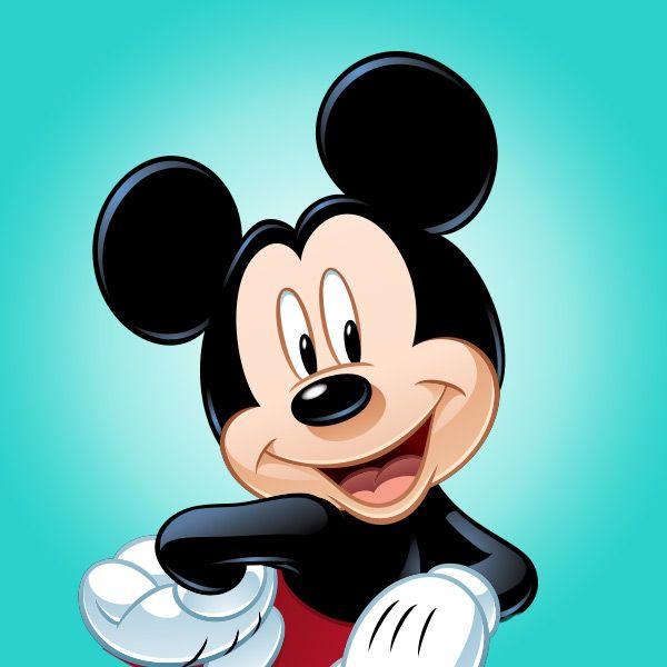 Small Mickey Mouse Birthday Cake