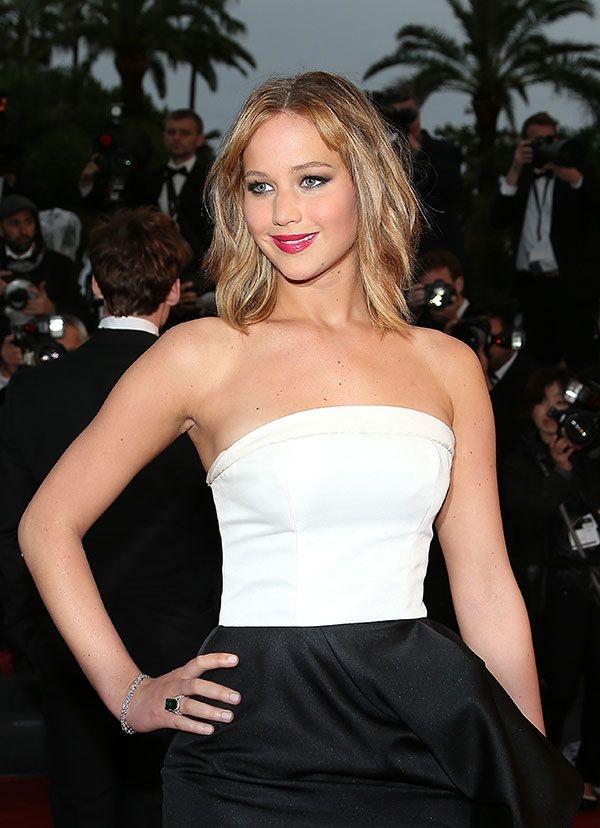 jennifer lawrence. pretty woman & dress. | Jennifer ...
