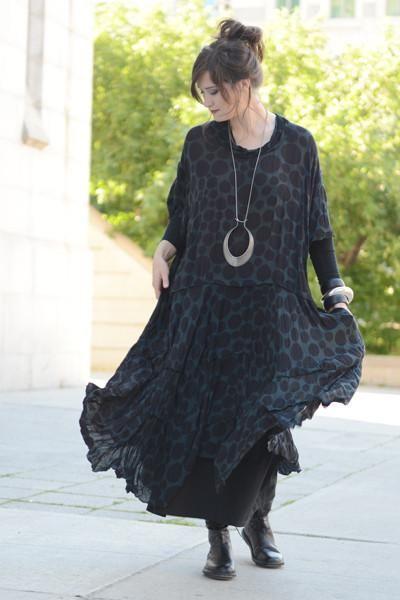 Shown w/ Escape Skirt MODENA DRESS in Grey Bellini Delphi  $289.00