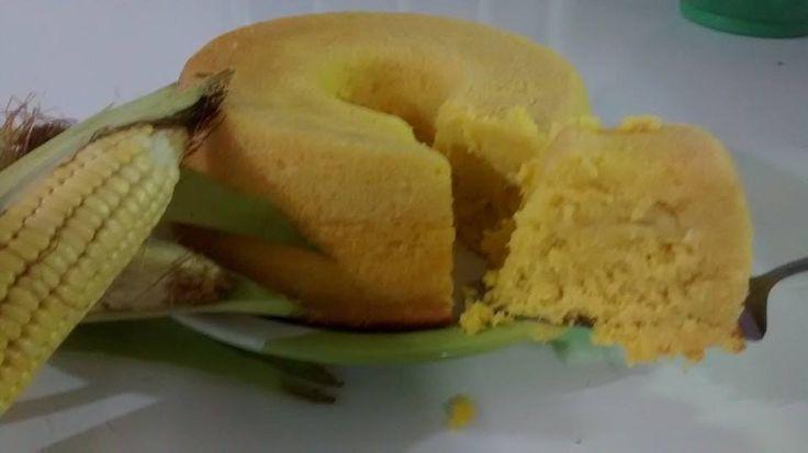 bolo de milho verde ( da espiga | Tortas e bolos > Bolo Verde | Receitas Gshow