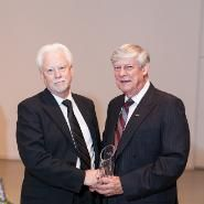 Dr. Gene Barrett, Sociology Department Father William A. Stewart S.J. Medal for Excellence in Teaching