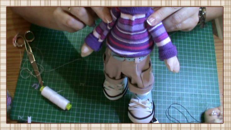 Jersey muñeco Pepito
