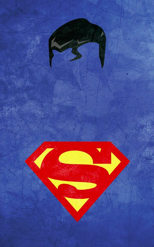 Superhero Minimalist Posters - by thelincdesign