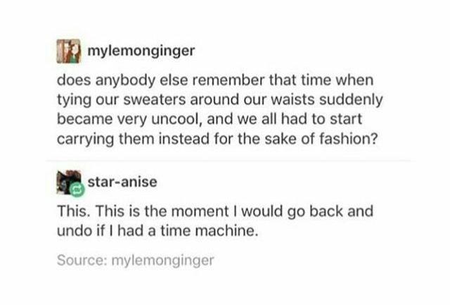 I still do it fuck you