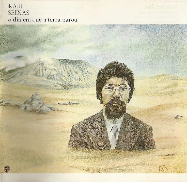 Raul Seixas - O dia em que a terra parou - 1977 (álbum completo)