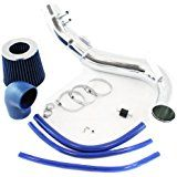 Deals week 2006 2007 2008 2009 2010 2011 Honda Civic Si Cold Air Intake System with Filter - Blue sale