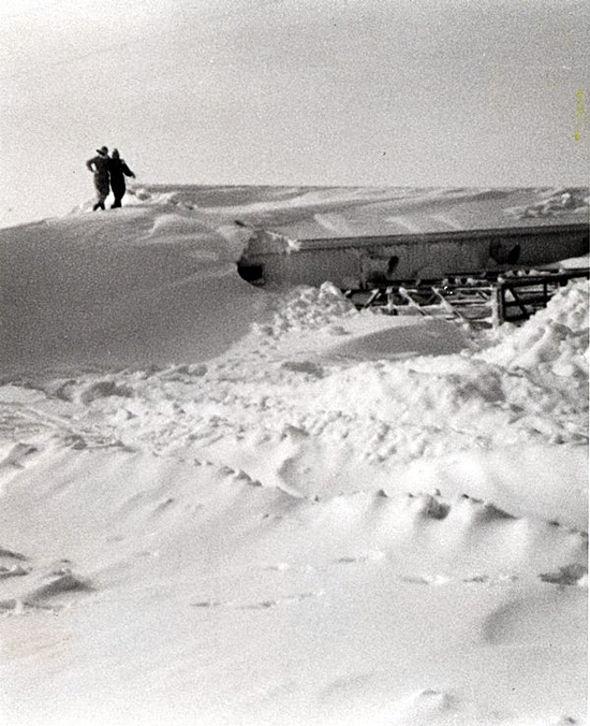 Michigan Blizzard Of 78 Enough Snow To Bury A House Michigan