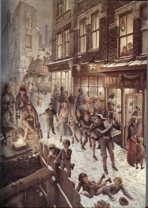 Innocenti: A Christmas Carol