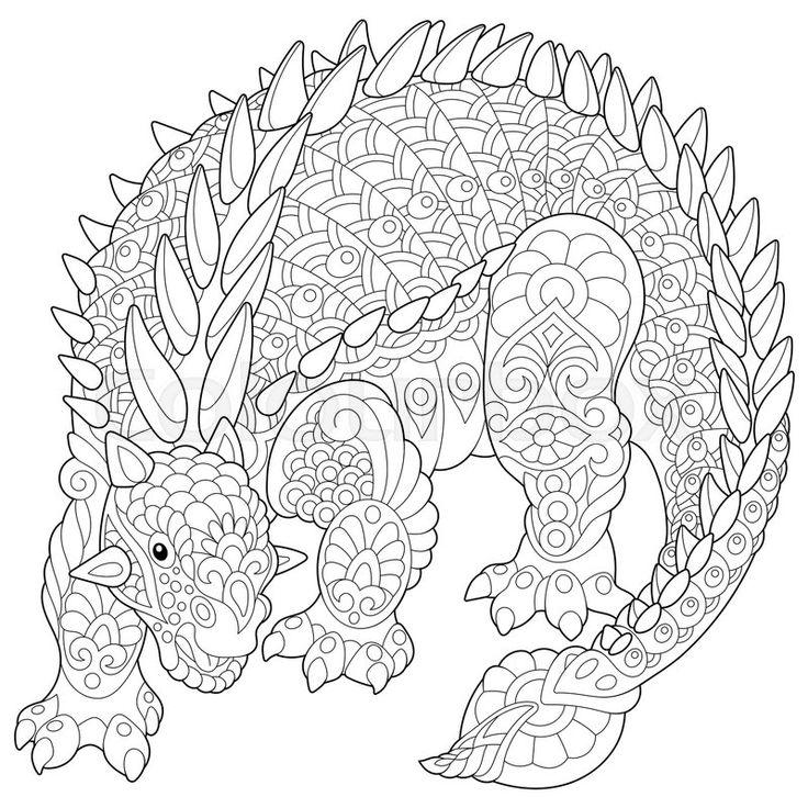 pin von shantay sellards auf coloring dino dragon
