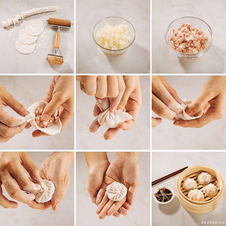 How to make Xiao Long Bao (soup dumplings)