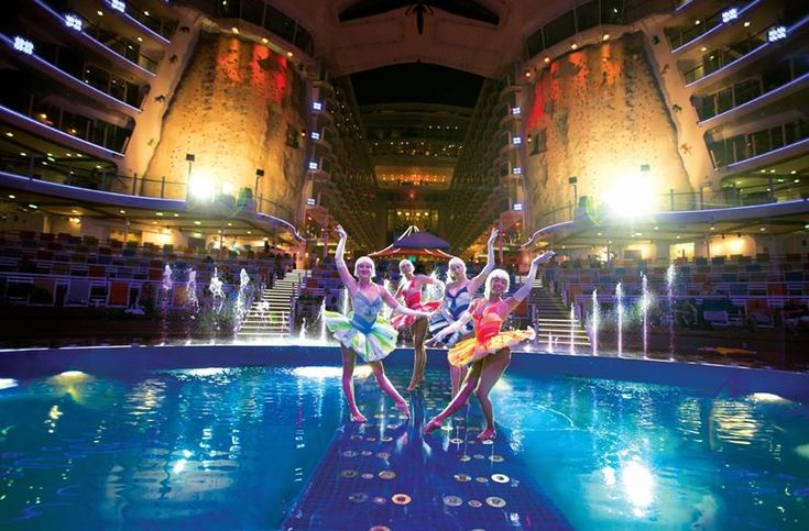 Will the Biggest Cruise Ship Ever Built Change Cruising Forever? (45 Pictures)  Aquatic Entertainment