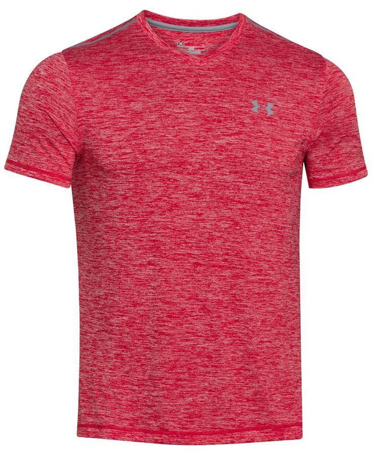 Under Armour Men's V-Neck HeatGear T-Shirt