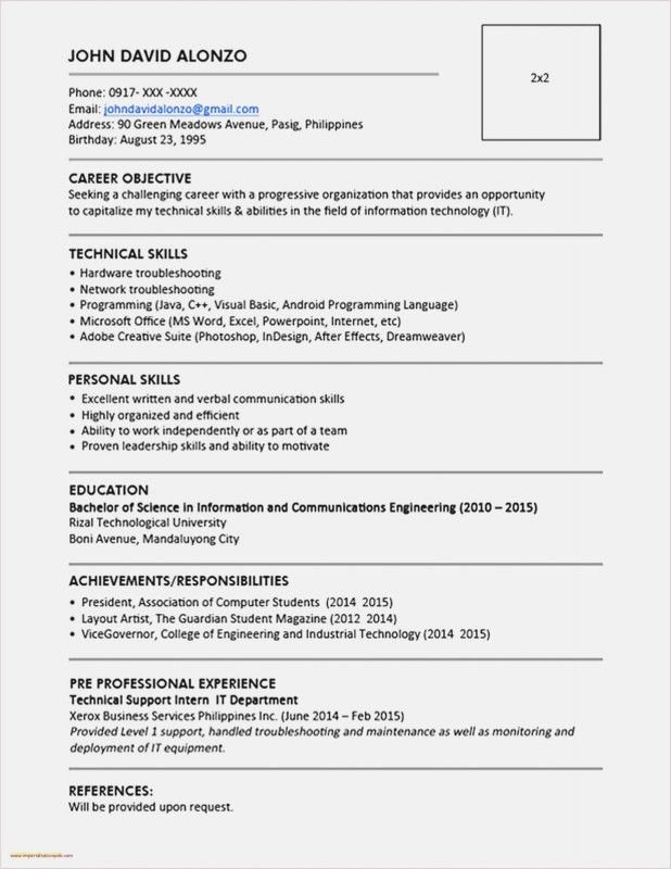 Army Certificate Of Achievement Template Awesome Download 59 Template Format Example Indesign Resume Template Resume Template Word Business Card Template Word
