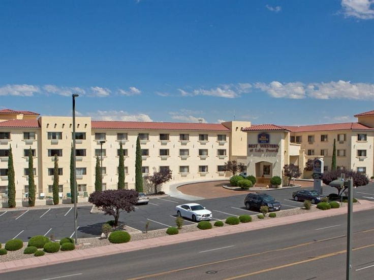 Page (AZ) Best Western PLUS at Lake Powell United States, North America Ideally located in the prime touristic area of North Lake Powell, Best Western PLUS at Lake Powell promises a relaxing and wonderful visit. The hotel offers a wide range of amenities and perks to ensure you have a great time. Take advantage of the hotel's 24-hour front desk, facilities for disabled guests, luggage storage, Wi-Fi in public areas, car park. Whirlpool bathtub, non smoking rooms, air condition...