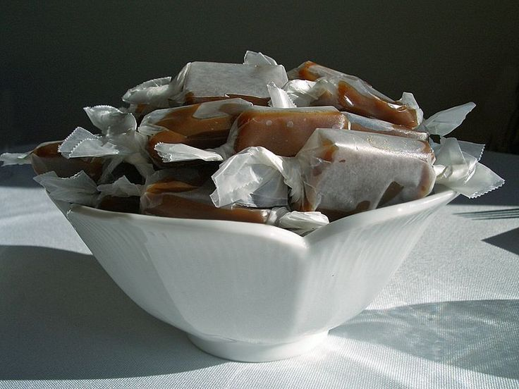 Gingerbread Caramels | Candy | Pinterest