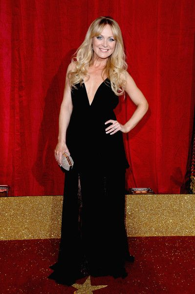 Michelle Hardwick attends the British Soap Awards 2016 at Hackney Empire on May 28, 2016 in London, England.