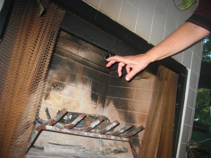 Attractive Damper In Fireplace Part - 12: Fireplace-chimney-damper-parts
