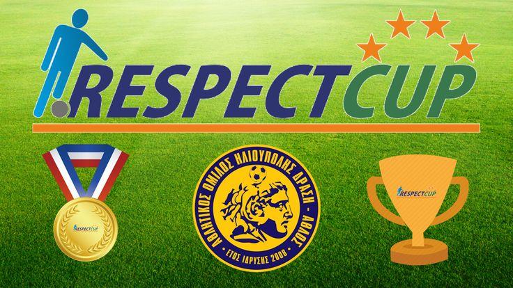 Α.Ο.Αθλος Ποδοσφαιρική Ακαδημία. Κυπελλούχοι στο τουρνουά Junior Respect 2015-2016.😄⚽🥅🥇🏆 #ΑθλοςΗλιουπολης #AthlosIlioupolis #football #soccer #Academy #FootballAcademy #cup #κυπελλο #RespectCup