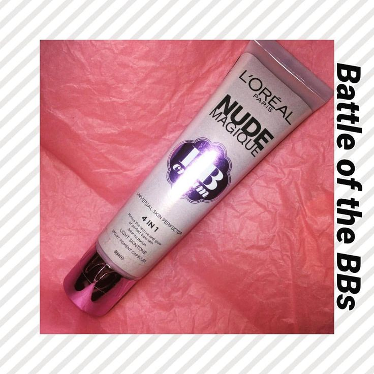 "24 Likes, 2 Comments - @glamandbeauty81 on Instagram: ""Review 90: L'Oréal Paris @lorealaustralia - Nude Magique BB Cream in Light⠀ ⠀ The tube states:…"""