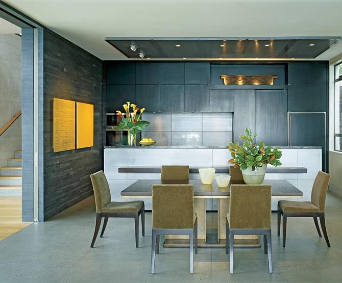 AD 100: Terry Hunziker. Kelly Hoppen InteriorsIndustrial KitchensModern ... Part 52