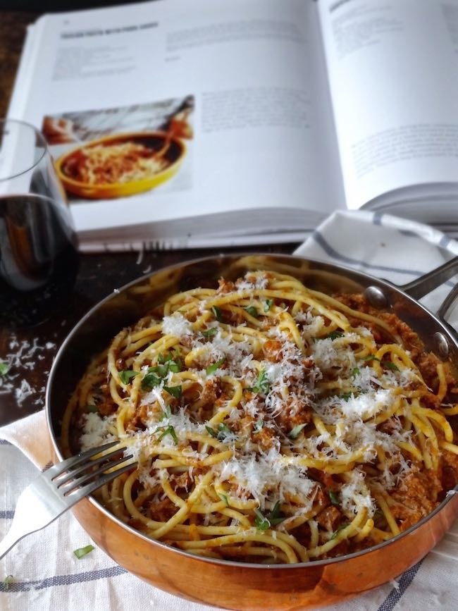 A simple Tuscan pork ragu, slow cooked over a couple of hours either in the oven or on the stove top. You'll be amazed at the depth of flavour with so few ingredients. Have you ever looked at…