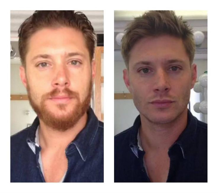 From Dad to Dean in 6 seconds #SPN #JensenAckles