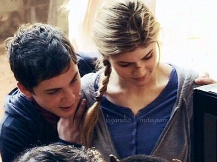 Logan lerman and alexandra daddario dating proof read