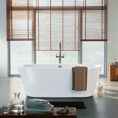 La baignoire lot fait le design de la salle de bain for Salle de relaxation