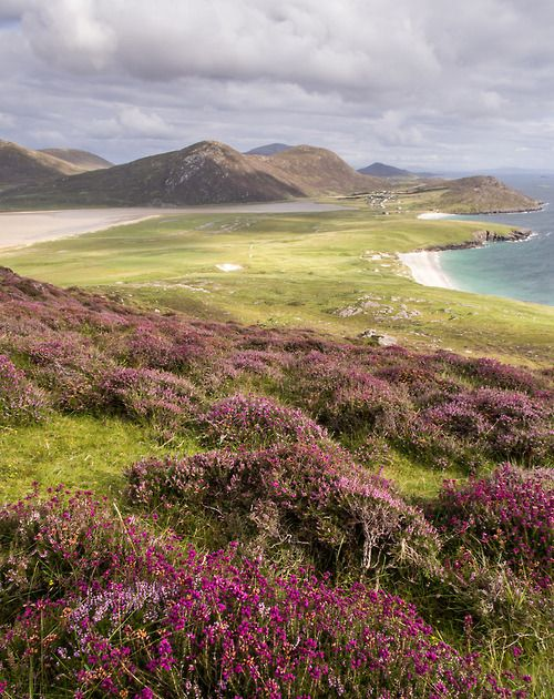 Isle of Harris, Outer Hebrides, Scotland by John Cropper