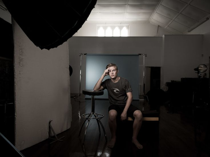 Tim Gerges - advertising Photographer in our Hall Studio
