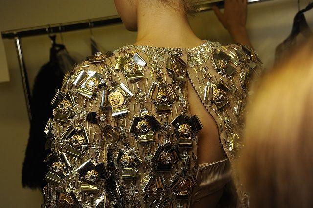 Dolce & Gabbana Gallery Backstage Sfilata Donna – Estate 2014