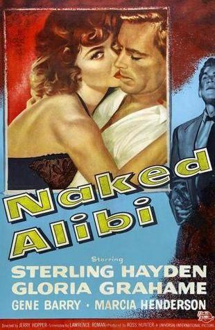 La última coartada (1954) cine negro
