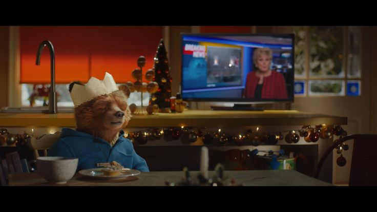 MARKS & SPENCER PRESENTS 'PADDINGTON™ AND THE CHRISTMAS VISITOR'