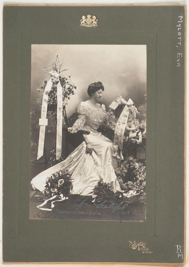 Mel Gibson's Australian grandmother, opera singer Eva Mylott from Tuross Head NSW