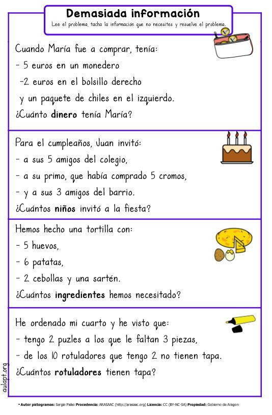 Atractivo Hojas De Trabajo De Matemáticas De Grado 2 Con Problemas ...