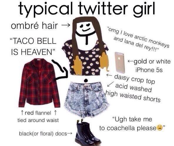 girls at my school...