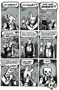 Art Spiegelman Critical Essays