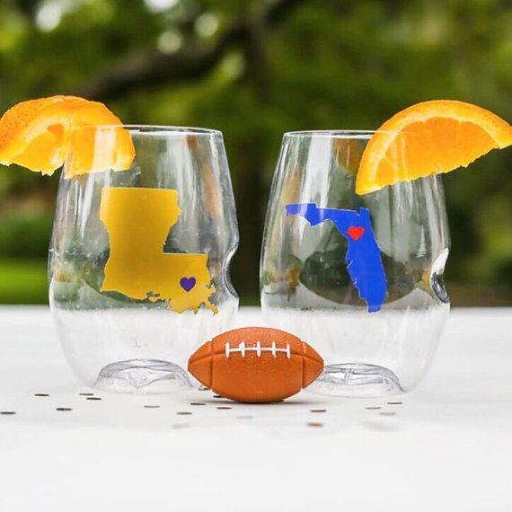 State & Heart Govino Wine Glasses Set of 4 by ShopWhiteElephant