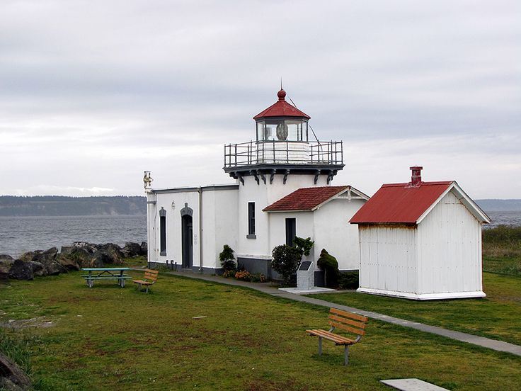 Point No Point-Lighthouse images in washington state ...