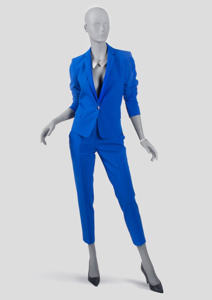 NEXT Collection by More Mannequins #FemaleMannequin #boutique #fashion #blueoutfit