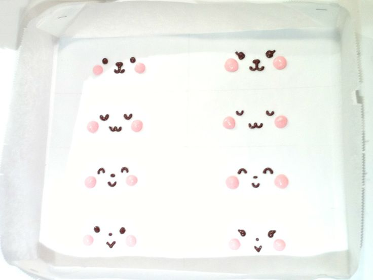 Bunny Deco Japanese Sponge Roll Cake