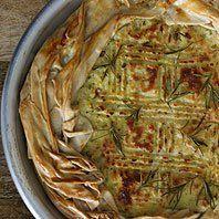 Scrapbook for Simply Italian - Gnocchi, Torta, Pancake Nidi, Tagliatelle from Channel 4