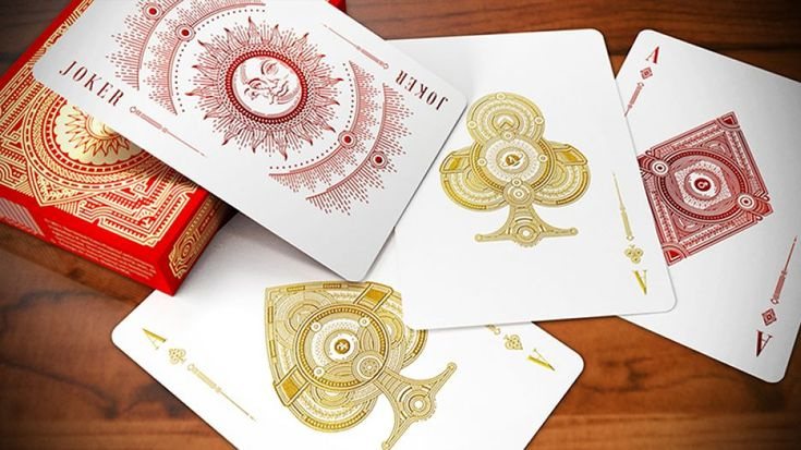 It is very hard to keep up with all the latest cards but here are a few new Bicycle cards which have come in recently that we've not had time to mention. As a magicians first and card lover second, these Black Luxury Expert at the Card Table playing cards tick all the boxes. A …