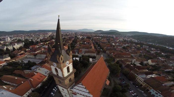 Bistrita-Biserica evanghelica
