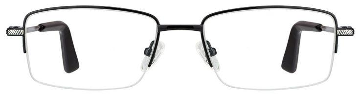 Buy Idee 954 C1 Black Eyeglasses #RectangleEyeglass #Unisexeyeglass #FunkyEyeglass #Opticvilla