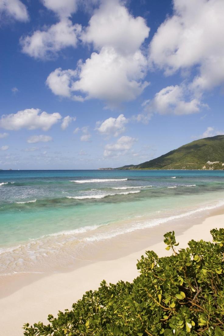 Where we spent our honeymoon-It is listed as a 2012 best honeymoon destination - british virgin islands.