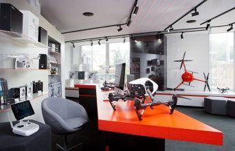 Kontakt - Obchod s drony