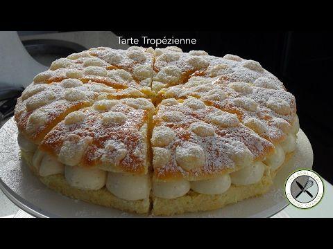 Tarte Tropézienne Recipe – Bruno Albouze – THE REAL DEAL - YouTube