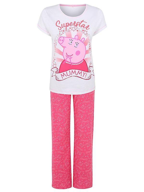 Pipsa Possu Äiti Possu pyjama